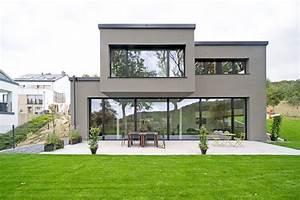 Moderne Hausfassaden Fotos : casa sustent vel com decora o escandinava ~ Orissabook.com Haus und Dekorationen