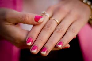 Pics photos nail design art designs pink and white