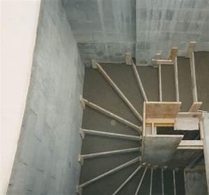 Escalier Colimaçon Beton : escalier ~ Melissatoandfro.com Idées de Décoration