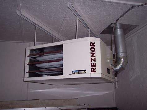 Garage Unit Heater by Reznor Garage Heaters Edmonton Vigor Heating