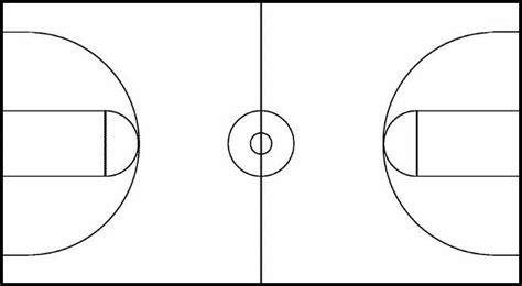 basketball court template pygraphics inc