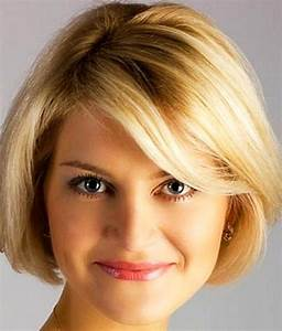 14 Best Short Haircuts For Women With Round Faces