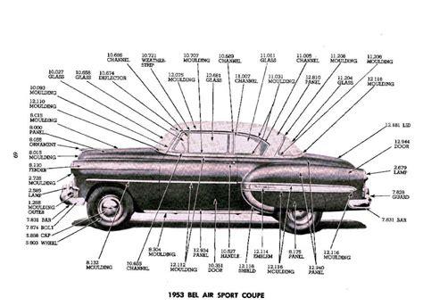 1929  1954 Chevrolet Master Parts & Accessories Catalog