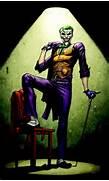 The Joker Comic Art   ...