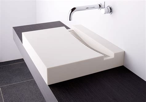 Solid Surface by Omvivo Kl Basin Luxury Basins Made From Solid Surface