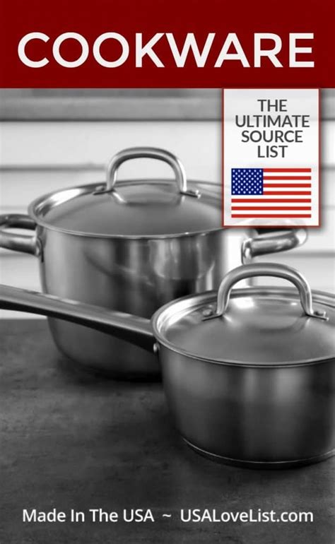 pans source usa cookware pots american tools clad ware wolf amazon kitchenware viking selection offers