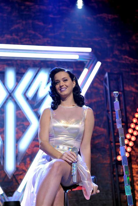 Katy Perry - See Through Skirt