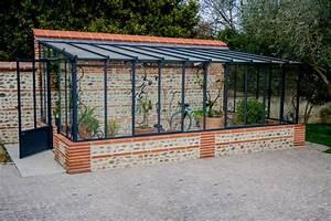 Veranda à L Ancienne : v randa toulouse acier verri res salon de jardin serre ~ Premium-room.com Idées de Décoration