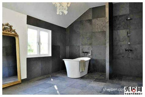 black and grey bathroom ideas 34 stylish black gray bathroom designs 2017 home and