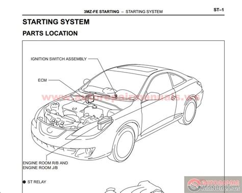 toyota camry solara   factory repair manual auto repair manual forum heavy