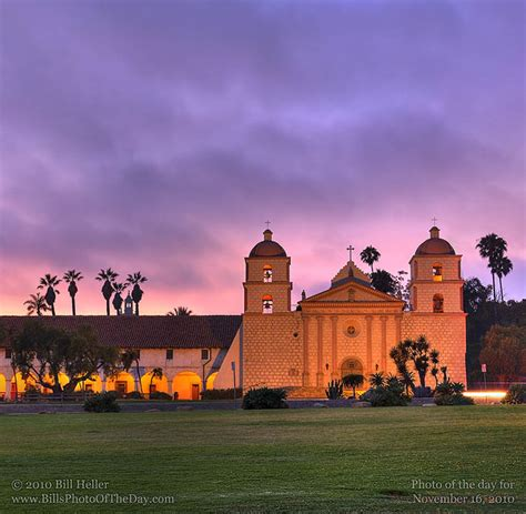 mission sunset glow mission santa barbara queen