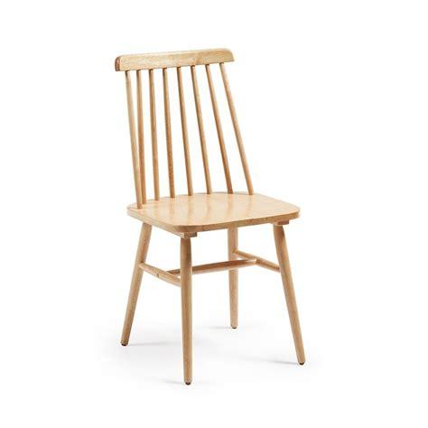 lot de 2 chaises lot de 2 chaises en bois vintage tressia par drawer fr
