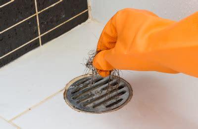 Get Rid Of Disgusting Black Sludge From Bathroom Drains