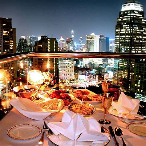 candle light dinner in dallas most romantic restaurants in bangkok travel leisure