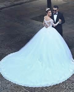 wedding dress photo 2015 sleeve wedding dress v neck wedding gowns vintage tulle bridal dresses