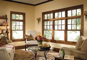 Cottage, Windows, New