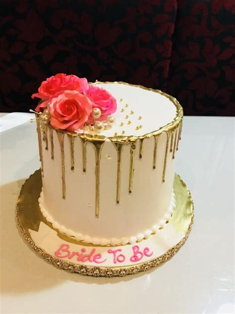 atika bridal shower cake rashmis bakery