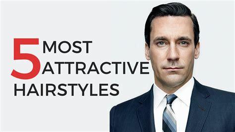 5 Most Attractive Men's Hairstyles That Women Love