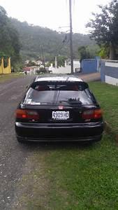 1992 Honda Civic Si For Sale In Kingston    St  Andrew