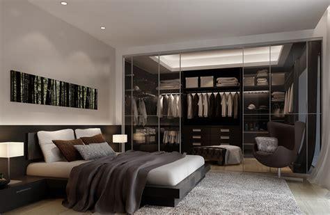 modern bedroom dressing room design