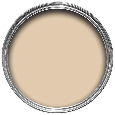 Wandfarbe Cafe Au Lait by Colours Caf 233 Au Lait Silk Emulsion Paint 2 5l