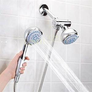 The Types Of Shower Heads You Probably Didn U2019t Know