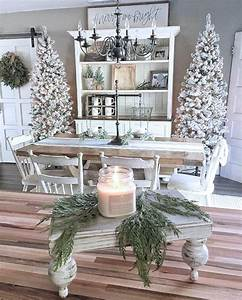 37, Diy, Farmhouse, Christmas, Decoring, Ideas, On, A, Budget