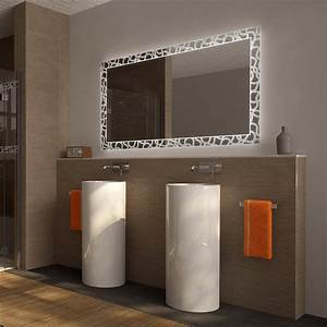 Badspiegel Mit Led Beleuchtung Und Ablage : wandspiegel mit beleuchtung loops 989705026 ~ Bigdaddyawards.com Haus und Dekorationen