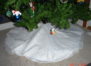 17 best images about wedding dress repurpose stocking and With christmas tree wedding dress