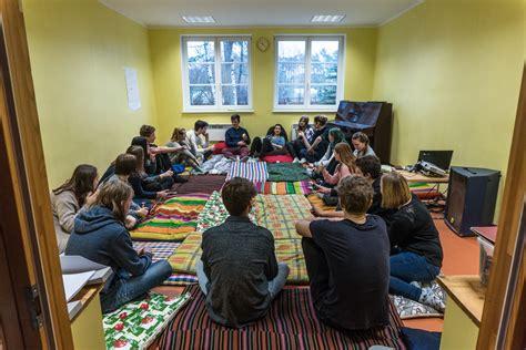 Jelgavas un Rūjienas jaunieši satiekas pieredzes apmaiņas ...