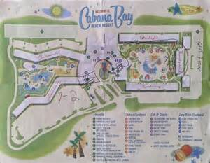 3 Bedroom Suites In Orlando by Map Of The Hotel Picture Of Universal S Cabana Bay Beach