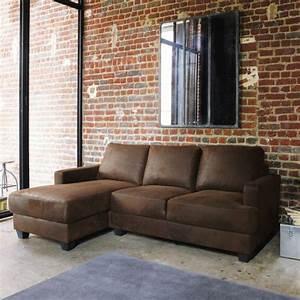 Comment Recouvrir Un Canapé D Angle : le canap d 39 angle en cuir 60 id es d 39 am nagement ~ Melissatoandfro.com Idées de Décoration