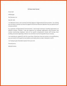 3 4 simple cover letter examples for resume formatmemo With free samples of resumes and cover letters