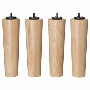 Möbelfüße Holz Konisch :  ~ Michelbontemps.com Haus und Dekorationen