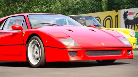 Assetto Corsa Official Build For Racers Trailer Ign