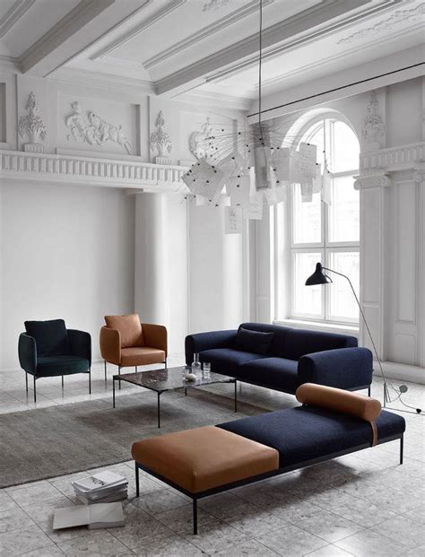 Trendy Living Room Furniture And Decoration Ideas