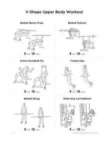 Upper Body Workout Plan