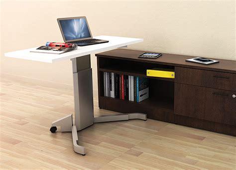 Tall Computer Desk  Custom Office Furniture Desks  Desk