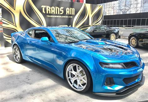 Trans Am 2017 by 6th Camaro Trans Am Conversion Comes Packing 1 000