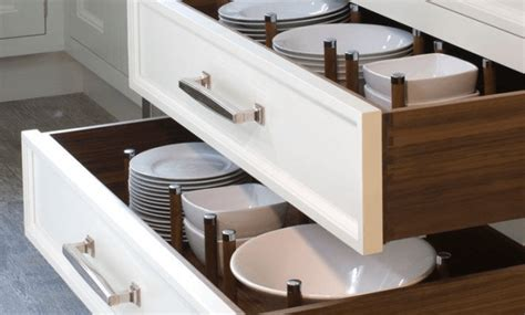 kitchen cabinet drawer plate organizer easyhometipsorg