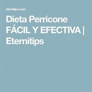 059 130 202 E : dieta perricone f cil y efectiva eternitips comida ~ Jslefanu.com Haus und Dekorationen