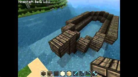 lets play creative mode minecraft  piratenschiff