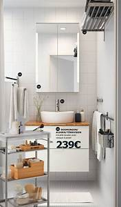 Ikea Salle De Bain : salle de bains ikea le nouveau catalogue 2017 est en ~ Melissatoandfro.com Idées de Décoration
