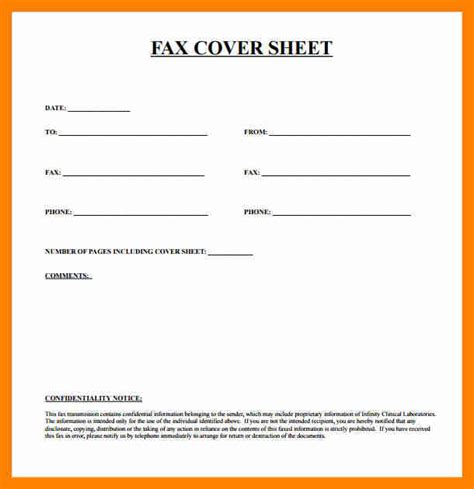 12373 free basic fax cover sheet basic fax cover sheet template pdf
