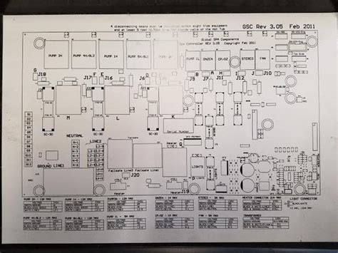 Spa Circuit Board Wiring Diagram by Eco Circuit Board Arctic Tub Spa Eco Pack Replaces