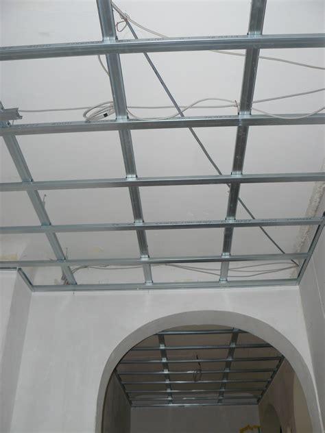 Abgehängte Decken  Herrenhaus Saritsch