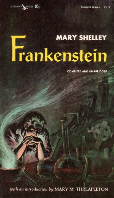 frankenstein or the modern prometheus free book