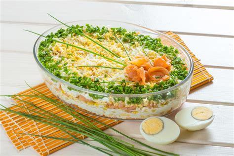Receptes.lv - Laša - olu - burkānu salāti