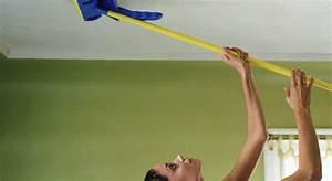 Bien Peindre Un Plafond : conseils pour nettoyer un plafond ~ Melissatoandfro.com Idées de Décoration