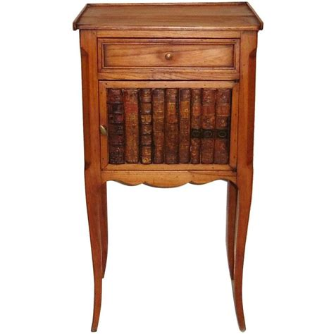 nightstand for sale antique nightstand faux books for sale at 1stdibs